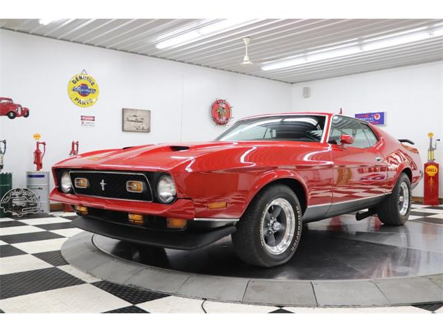 1972 Ford Mustang (CC-1527727) for sale in Clarence, Iowa