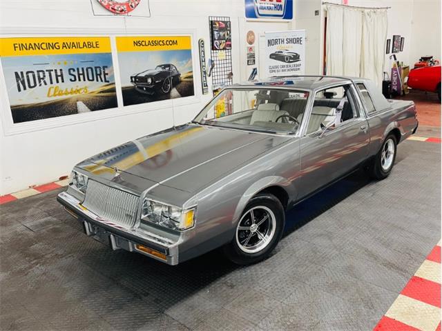 1987 Buick Regal (CC-1527742) for sale in Mundelein, Illinois