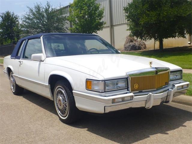1992 Cadillac Coupe DeVille (CC-1527749) for sale in Arlington, Texas