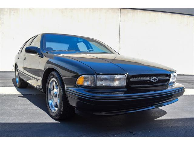 1996 Chevrolet Impala (CC-1527751) for sale in Costa Mesa, California
