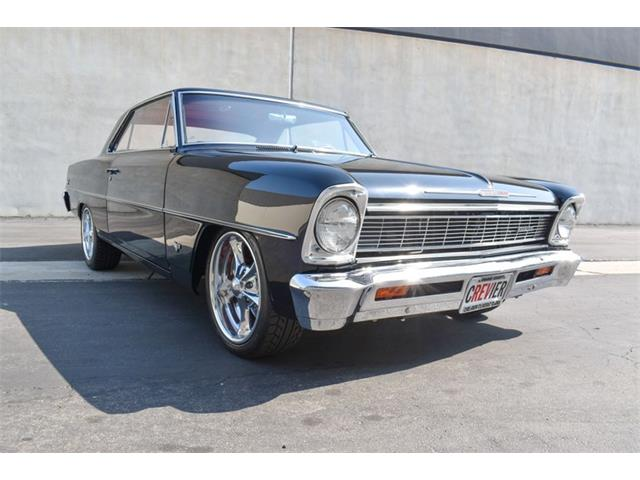 1966 Chevrolet Nova (CC-1527756) for sale in Costa Mesa, California
