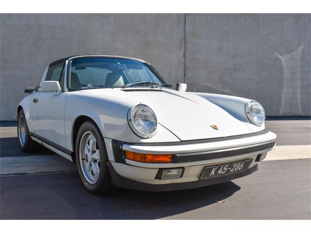 1989 Porsche 911 (CC-1527757) for sale in Costa Mesa, California