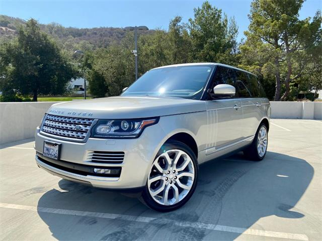 2015 Land Rover Range Rover (CC-1527761) for sale in Thousand Oaks, California