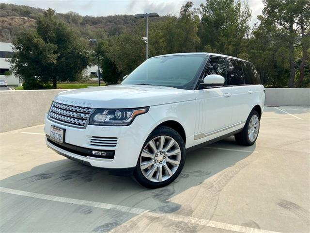 2014 Land Rover Range Rover (CC-1527762) for sale in Thousand Oaks, California