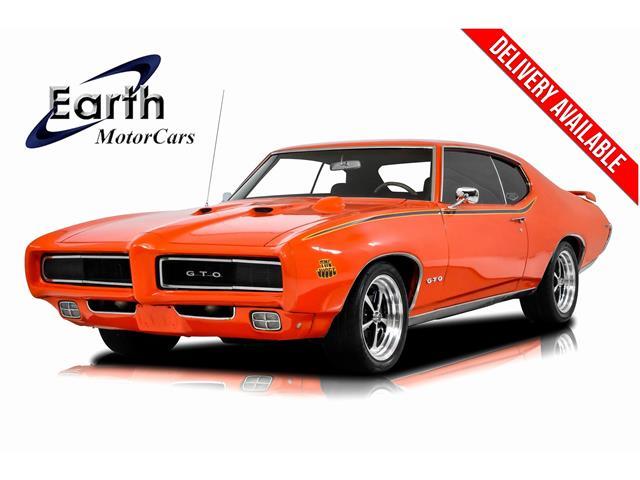 1969 Pontiac GTO (CC-1527768) for sale in Carrollton, Texas