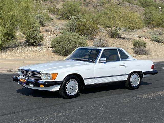 1988 Mercedes-Benz Roadster (CC-1527769) for sale in Phoenix, Arizona