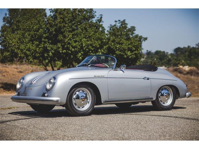 1957 Porsche 356 (CC-1527780) for sale in Fallbrook, California