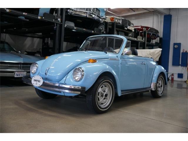 1979 Volkswagen Super Beetle (CC-1527785) for sale in Torrance, California