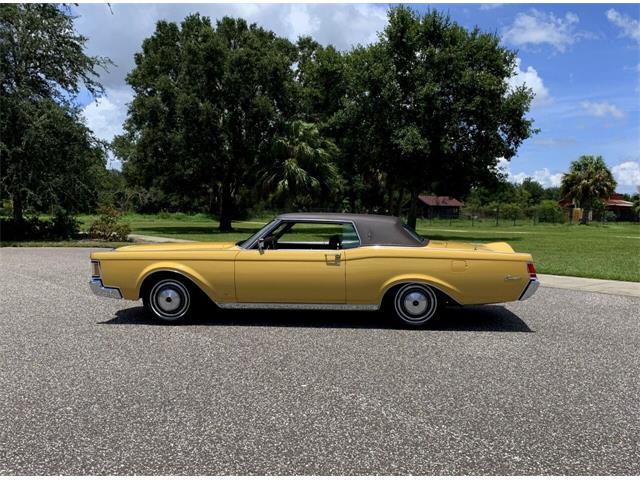 1971 Lincoln Continental (CC-1527789) for sale in Clearwater, Florida