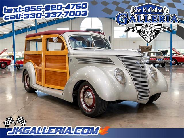 1937 Ford Woody Wagon (CC-1527792) for sale in Salem, Ohio