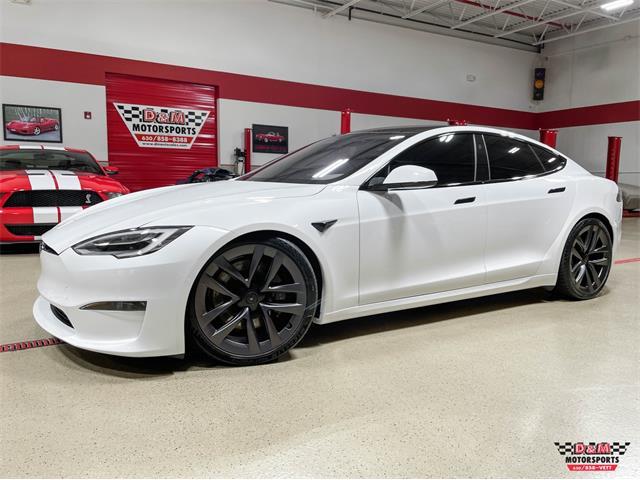 2021 Tesla Model S (CC-1527815) for sale in Glen Ellyn, Illinois