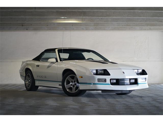 1988 Chevrolet Camaro (CC-1527823) for sale in Sherman Oaks, California