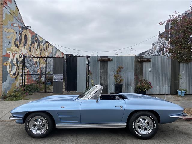 1964 Chevrolet Corvette (CC-1520783) for sale in Oakland, California