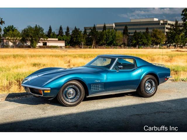 1972 Chevrolet Corvette (CC-1527831) for sale in Concord, California