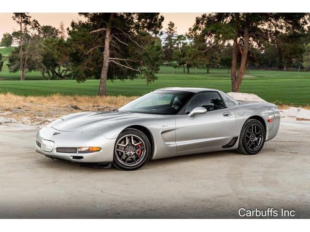 2004 Chevrolet Corvette (CC-1527832) for sale in Concord, California