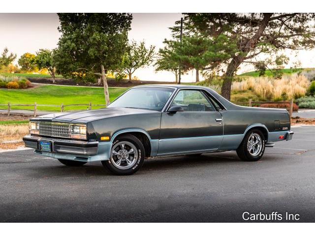 1987 Chevrolet El Camino (CC-1527833) for sale in Concord, California