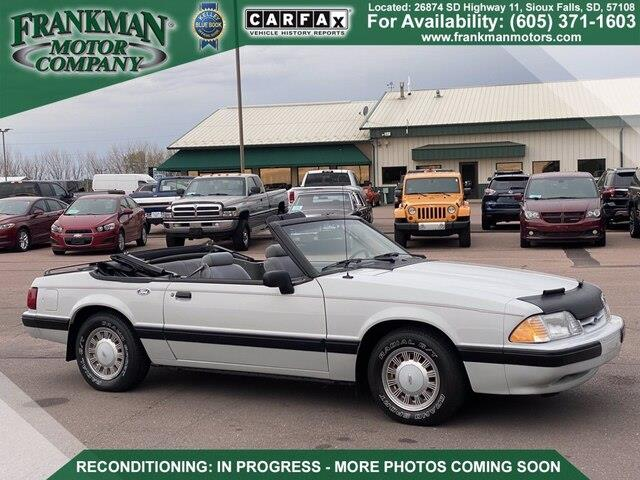 1989 Ford Mustang (CC-1527835) for sale in Sioux Falls, South Dakota