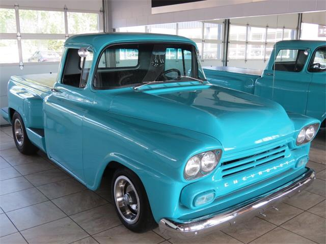 1959 Chevrolet 3100 (CC-1527836) for sale in St. Charles, Illinois