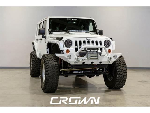 2011 Jeep Wrangler (CC-1527837) for sale in Tucson, Arizona