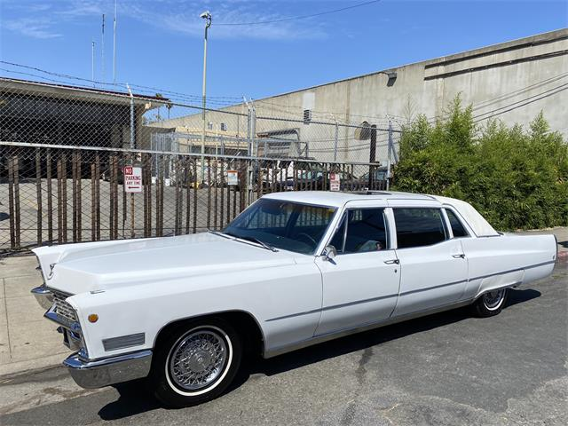 1967 Cadillac Fleetwood (CC-1520784) for sale in Oakland, California