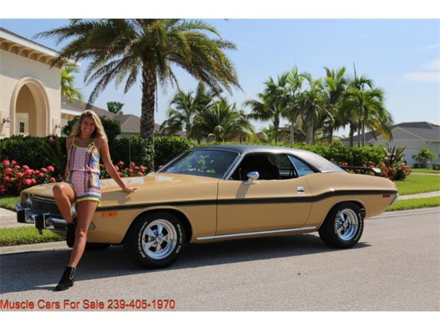 1974 Dodge Challenger (CC-1527845) for sale in Fort Myers, Florida