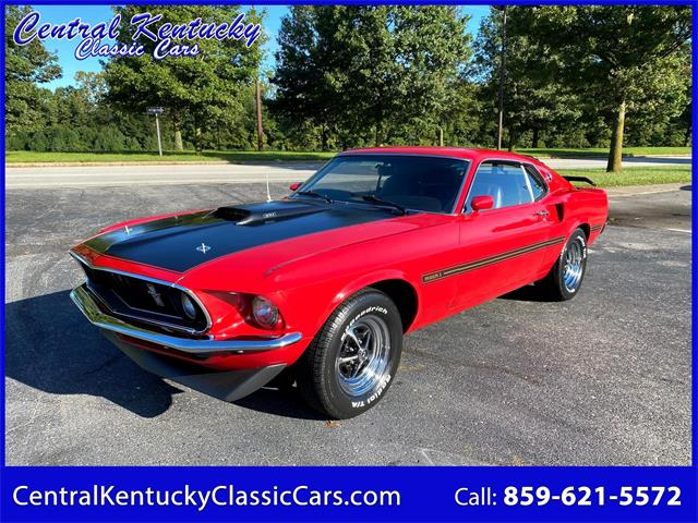 1969 Ford Mustang (CC-1527852) for sale in Paris , Kentucky