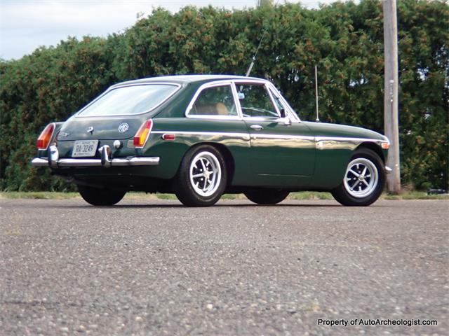 1971 MG MGB GT (CC-1527857) for sale in East Windsor, Connecticut