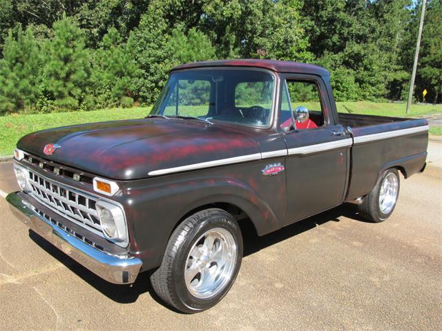 1966 Ford F100 (CC-1527861) for sale in Locust Grove, Georgia