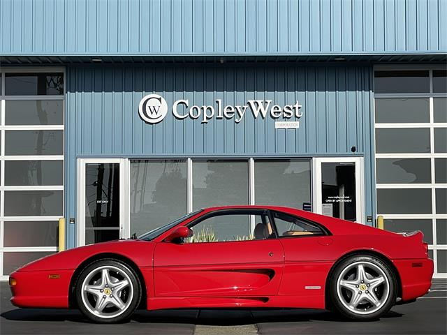 1998 Ferrari F355 Berlinetta (CC-1527871) for sale in newport beach, California