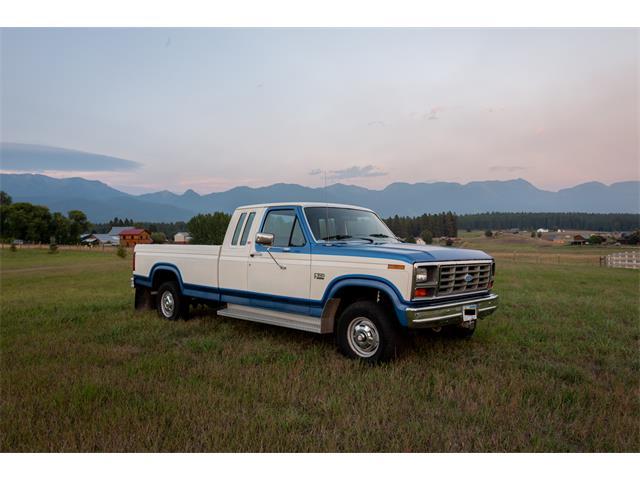 1985 Ford F150 (CC-1527874) for sale in Spokane, Washingon