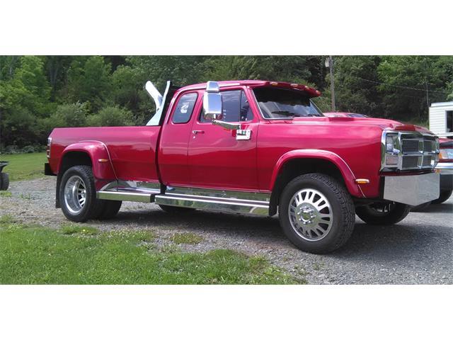 1990 Dodge 1 Ton Pickup (CC-1527875) for sale in Mansfield, Pennsylvania