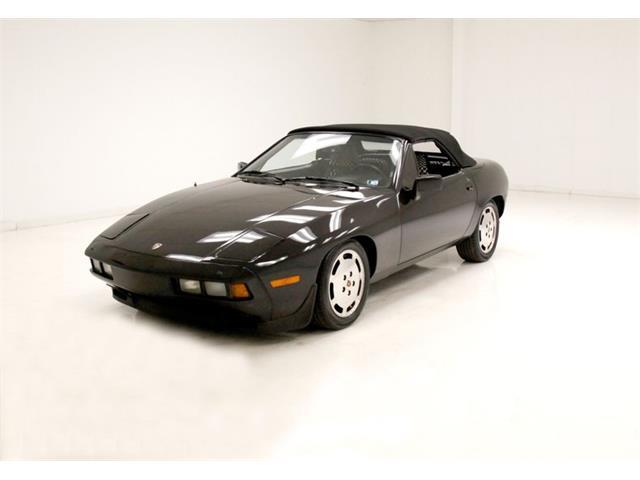 1981 Porsche 928 (CC-1527882) for sale in Morgantown, Pennsylvania