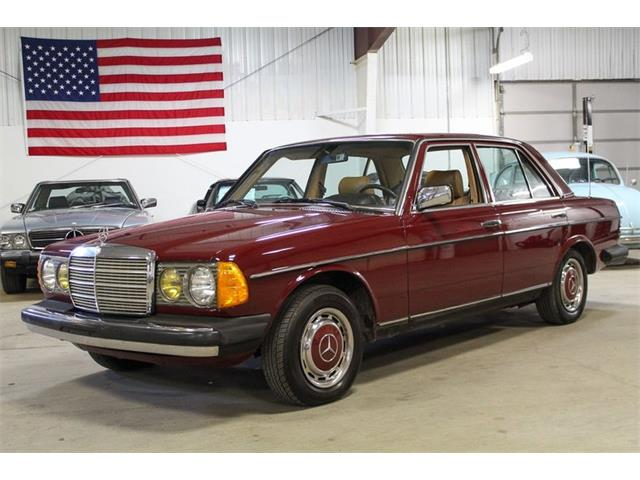 1983 Mercedes-Benz 240D (CC-1527883) for sale in Kentwood, Michigan