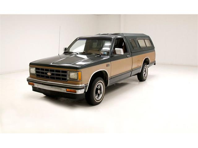 1988 Chevrolet S10 (CC-1527885) for sale in Morgantown, Pennsylvania