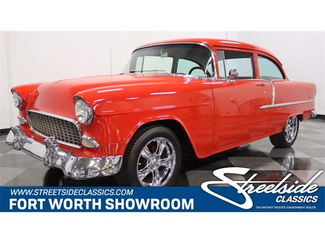 1955 Chevrolet 210 (CC-1527887) for sale in Ft Worth, Texas
