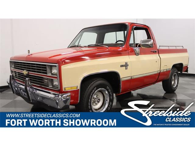 1984 Chevrolet C10 (CC-1527889) for sale in Ft Worth, Texas