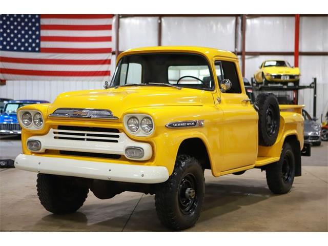 1959 Chevrolet Apache (CC-1527894) for sale in Kentwood, Michigan