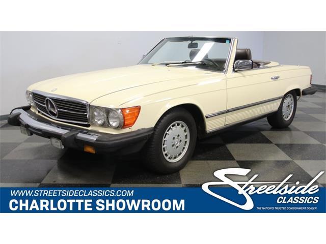 1983 Mercedes-Benz 380SL (CC-1527900) for sale in Concord, North Carolina