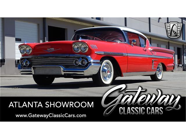 1958 Chevrolet Impala (CC-1527902) for sale in O'Fallon, Illinois