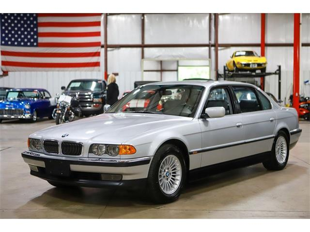 2000 BMW 7 Series (CC-1527904) for sale in Kentwood, Michigan