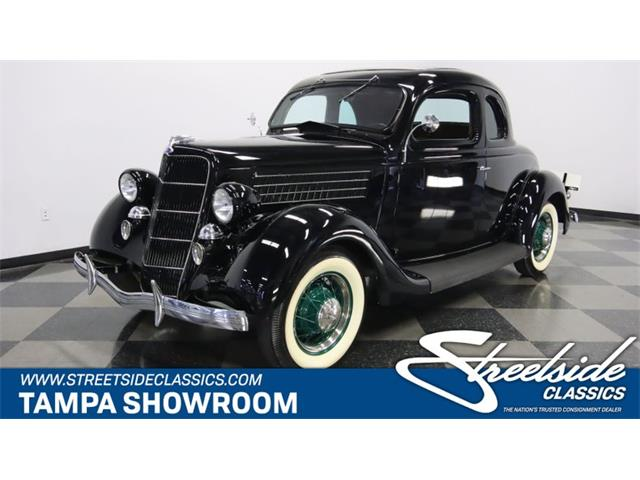 1935 Ford 5-Window Coupe (CC-1527911) for sale in Lutz, Florida