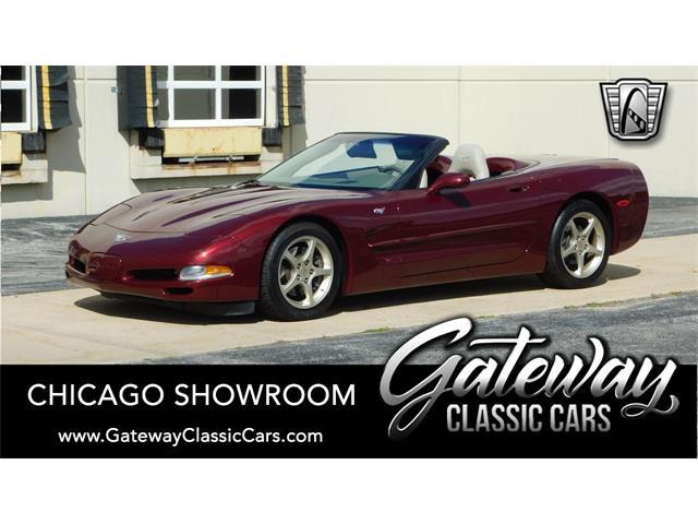 2003 Chevrolet Corvette (CC-1527914) for sale in O'Fallon, Illinois