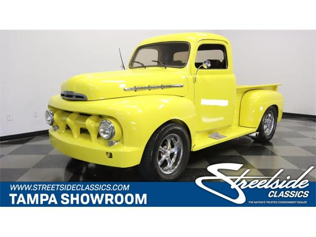 1951 Ford F1 (CC-1527917) for sale in Lutz, Florida