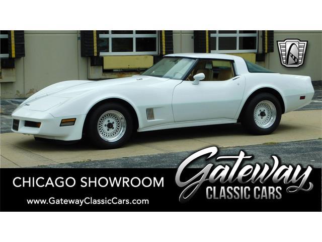 1980 Chevrolet Corvette (CC-1527921) for sale in O'Fallon, Illinois