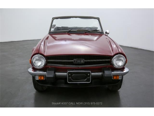 1974 Triumph TR6 (CC-1527923) for sale in Beverly Hills, California