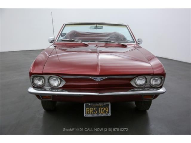 1966 Chevrolet Corvair Monza (CC-1527931) for sale in Beverly Hills, California