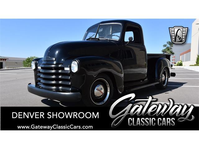 1949 Chevrolet 3100 (CC-1527942) for sale in O'Fallon, Illinois