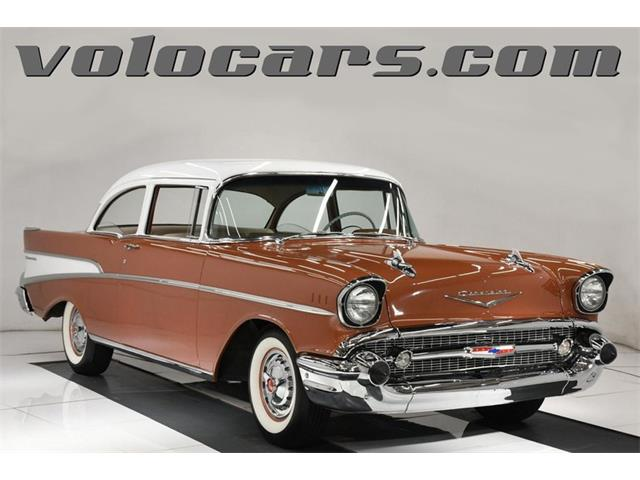 1957 Chevrolet 210 (CC-1527943) for sale in Volo, Illinois