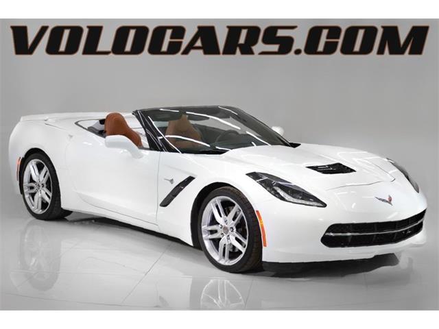 2014 Chevrolet Corvette (CC-1527945) for sale in Volo, Illinois