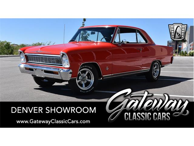 1966 Chevrolet Nova II (CC-1527947) for sale in O'Fallon, Illinois